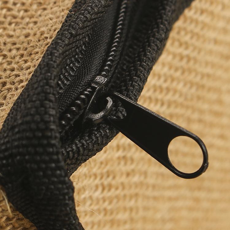 Изготовитель на заказ, портативная теплоизоляционная алюминиевая фольга для пикника на открытом воздухе, водонепроницаемая льняная Джутовая сумка-холодильник