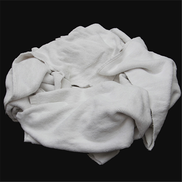Free sample Multi purpose High quality Detailing Factory Supplier Disposable industrial white bath towel rags