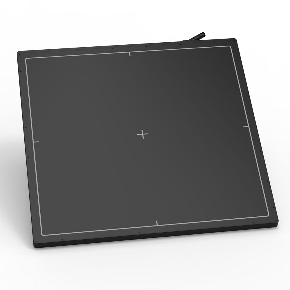 Горячая Распродажа, самый дешевый цифровой плоский панельный детектор 17*17 MSLFP01 xray