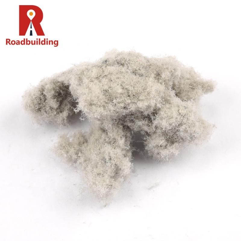 Высокое качество, заводская цена, натуральное целлюлозное волокно для асфальтовой дороги (производитель)