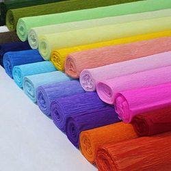 A4 color copy and cardboard cartulina paper80 gsm print paper Craft crepe paper, flower crepe paper, florist crepe paper