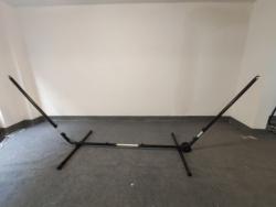 Регулируемая подставка для гамака, рама для гамака, подставка для кемпинга с колесами