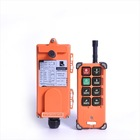 Summit telecrane 8 buttons single speed wireless industrial radio crane remote control for crane and hoist F21-E1B
