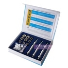 Microdermabrasion Diamond Tips With 3pcs Dermabrasion Wands And 9 Tips
