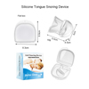 Silicone Tongue Snore Stopper-Flat Box