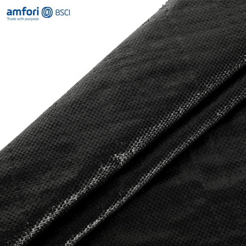 Wholesale PP Ground Cover Control Mat Landscape Fabric
