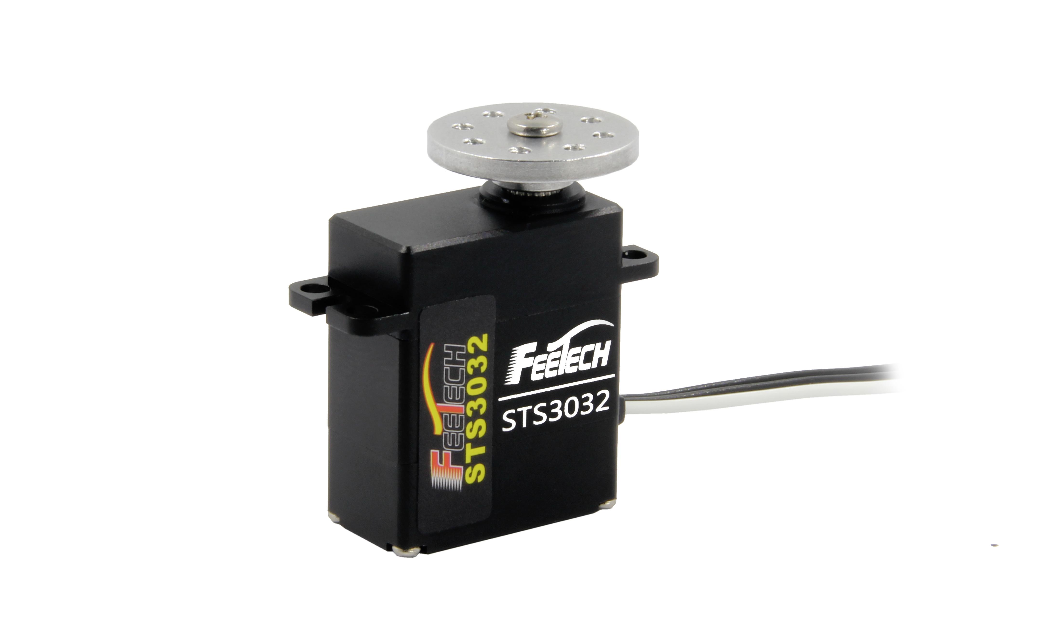 FEETECH SCS STS3032 4,5 кг микро маленький мини-робот обратная связь Пользовательский TTL Магнитный кодированный серийный автобус сервопривод uart сервопривод