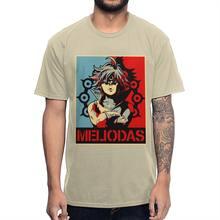 Мужская футболка с мангой melioas Seven deadly sins, модная одежда для отдыха в японском стиле, Vaporwave(Китай)
