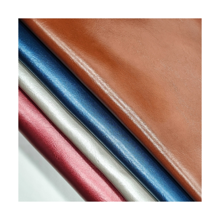 Manufacturer Sales pvc synthetic leahter oil HQ 1.5mm thickness for sofa synthetic leather