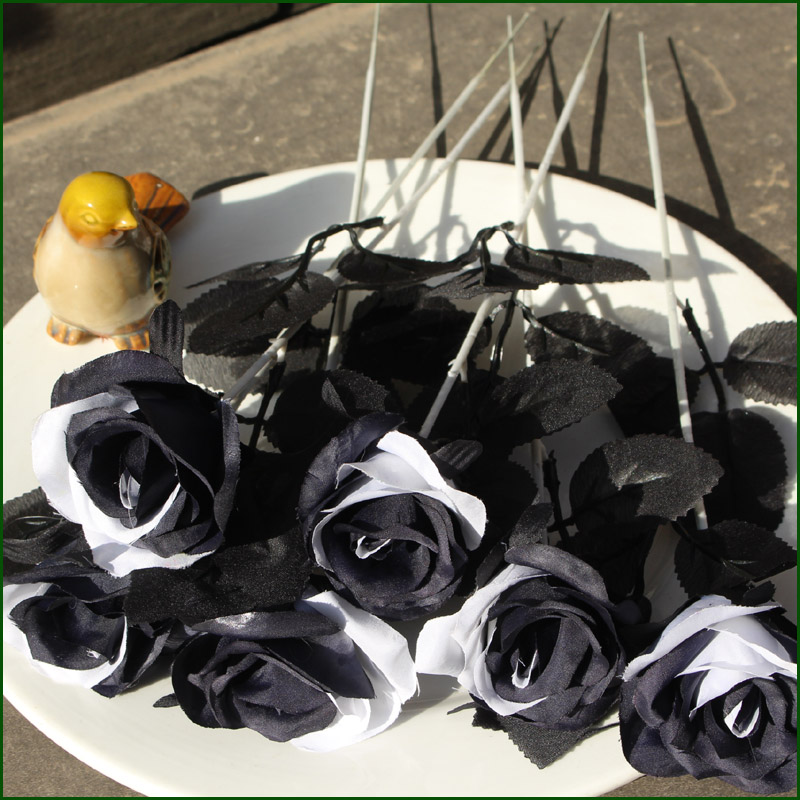 Black free picture single rose Varying Meanings