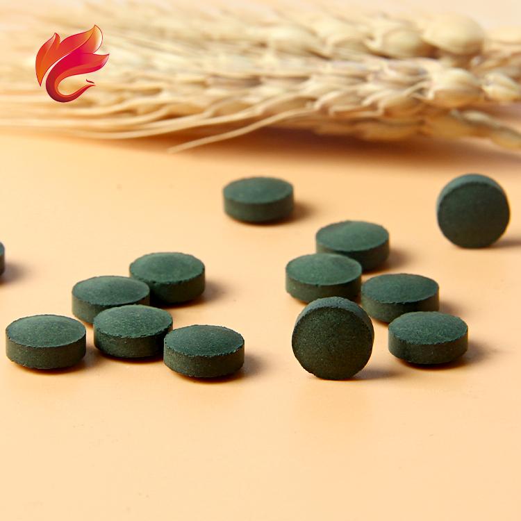Натуральные пищевые добавки частные этикетки Спирулина таблетки