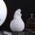 Good quality home accessories special shaped ceramic led night light for bedroom