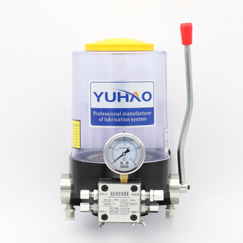 YUHAO Radial piston pumps fixed displacement pump