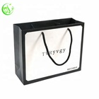 Shopping Bag Shopping Gift Bag Die Cut Handle Shopping Paper Bag With Bowknot For Gift Packaging Child