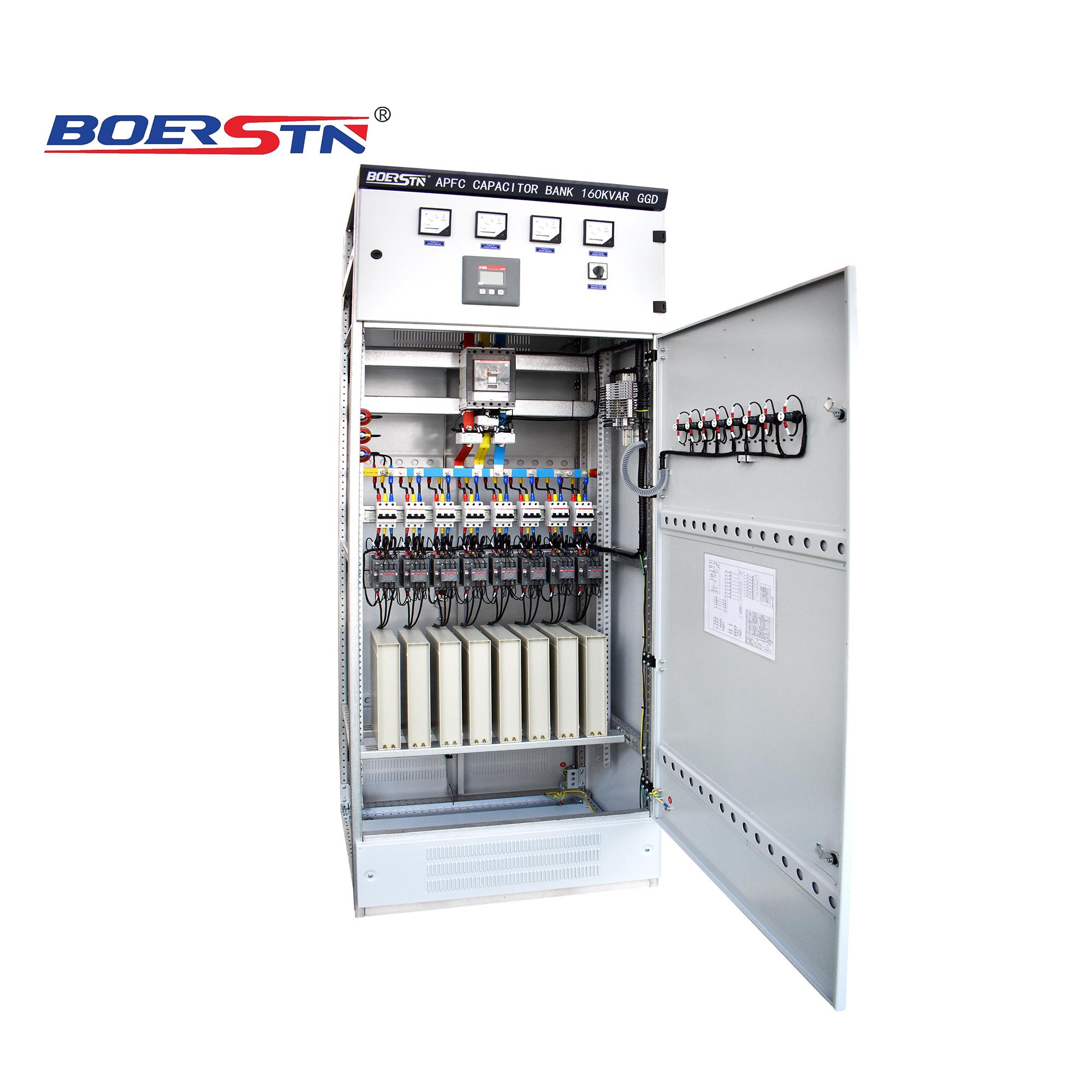 Low Voltage Power Factor Improver Pfi Regulator Capacitor Bank With Reactive Panel Board Buy Power Factor Improver Power Factor Regulator Capacitor Bank With Reactive Product On Alibaba Com