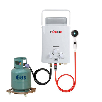 Gas Hot Camping Camper Shower Gaz Caravan Propane Tankless Portable Water Heaters