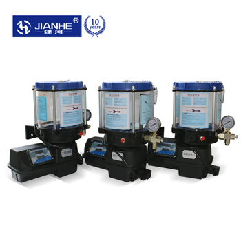 Factory Price 24V 2L Grease Pump With Digital Display For Automatic Central Lubrication System