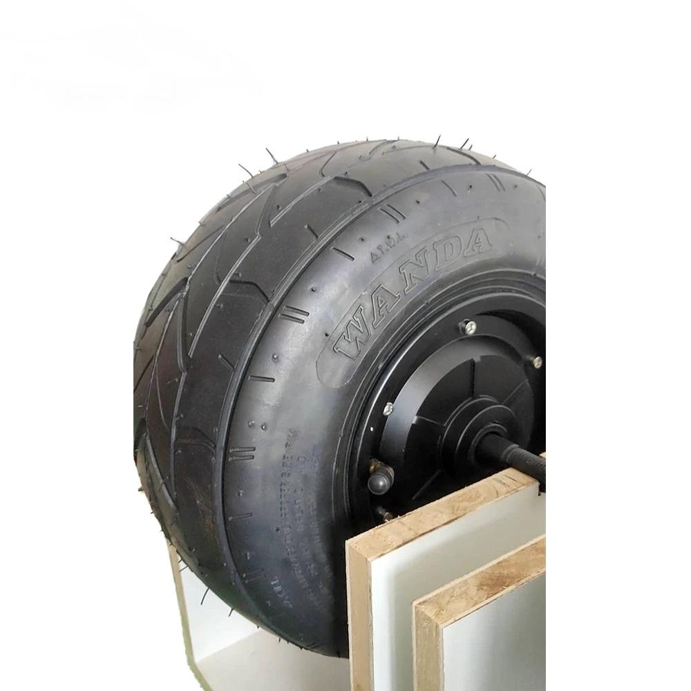 High Quality 10inch Hub Motor Fat Tire for Electric Scooter Motor 48V 60V 72V Hub Motor