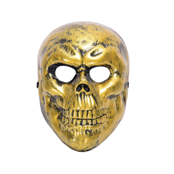 Party Halloween Full Face Mask Masquerade Day of The Dead Multicolor