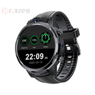 4G LTE Smart watch Men with GPS Tracker WiFi Dual Camera Video Calls Sim watch phone Android wrist watches