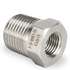 Stainless steel 316/316L 1/2NPT 3/4 NPT 1/4 NPT 6000 PSI High Pressure Instrumentation Pipe Fittings Hex Reducing Bushing