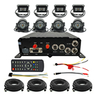 Recorder Mdvr With 3g 8 Channel Mdvr 1080P Mobile Video Recorder System With GPS 3G/4G Wifi Max 2TB HDD Storage MDVR Recorder