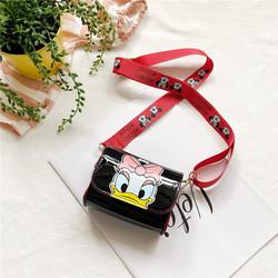 2021 New PU cheap girls' Korean style lipstick crossbody bag shoulder decorative bag