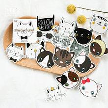 Креативная лента для много кошек, практичный бумажный планер, наклейки, декоративные Канцтовары, лента для маскировки, клейкая лента, 2020(Китай)