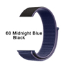 60  Midnight Blue Black