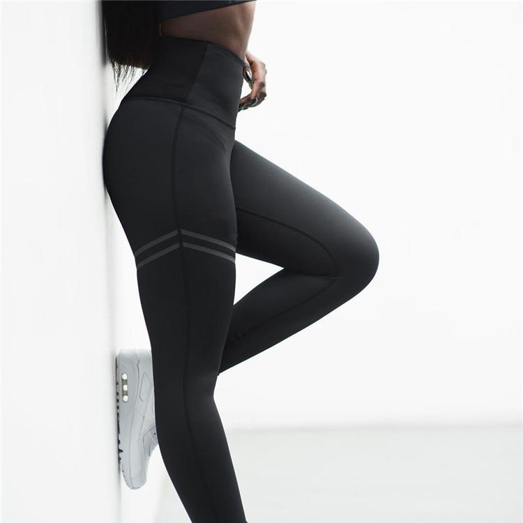 Оптовая продажа 2020, женские штаны для йоги, антицеллюлитные спортивные Леггинсы для тренировок и фитнеса