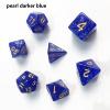 pearl darker blue