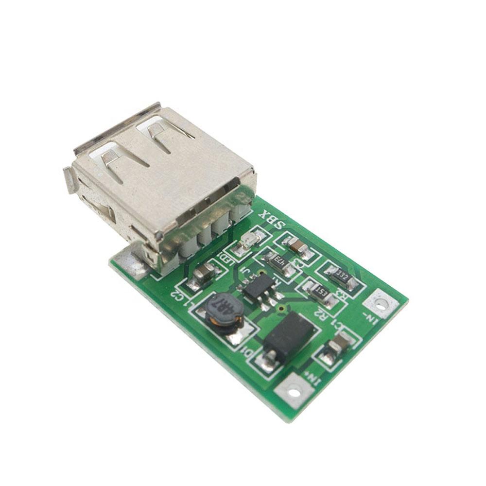 0.9V ~ 5V to 5V 600MA USB Charger Boost Module Mini Conv DC DC Boost New
