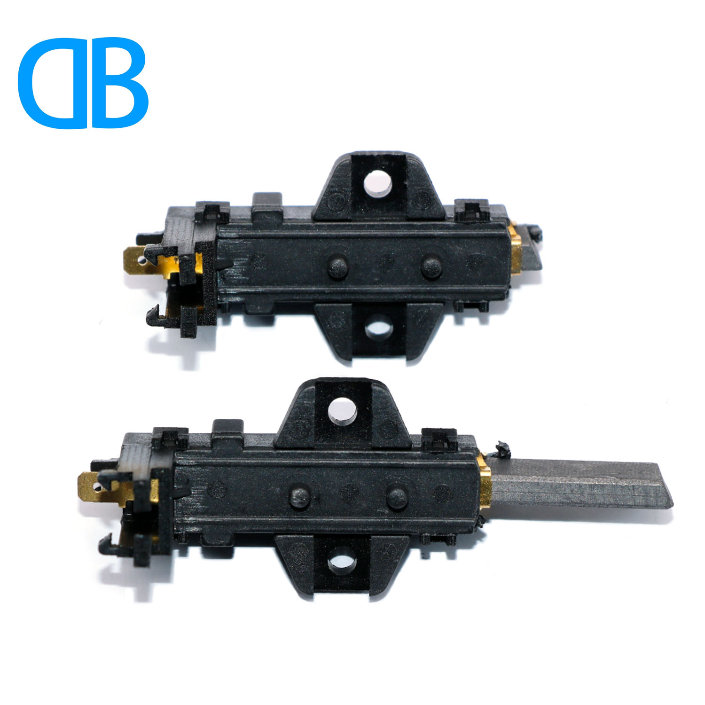 Оптовая продажа высокое качество 5x13,5x40 угольные щётки, а также смазывайте механизм набор для стиральной машины запчасти для двигателей