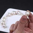Pearls 13-14mm White Baroque Fresh Water Pearls