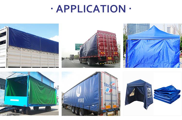 1000d truck tarpaulin