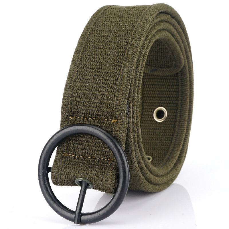 3,8 см на открытом воздухе изготовленное на заказ армии веб-военный тактический холст из нетканого полотна для мужчин ремень