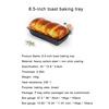 8.5-inch hitam roti