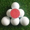 White 3 piece surlyn ball