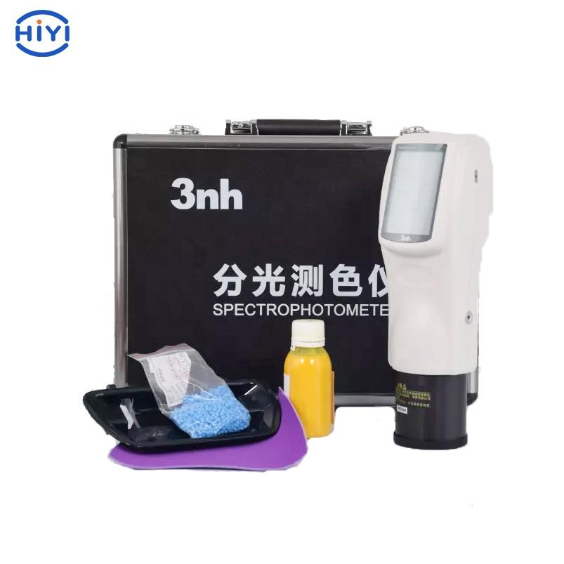 HiYi NS800 Dual Aperture Food/Coffee/Liquid Test 3NH Colorimeter Color Meter