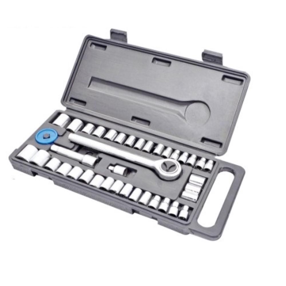 Высокоэластичное покрытие розеток и бит завершен набор инструментов