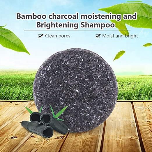 Hair Darkening Shampoo Bar 100% Natural Organic Conditioner and Repair Care Shampoo soap