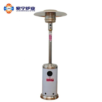 Factory supply LPG stainless steel outdoor gas heater winter