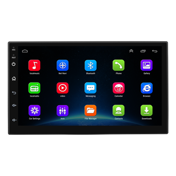 "Dashboard Head Unit Music System 7"" Gps Navigation Car Audio Video Dvd Player"