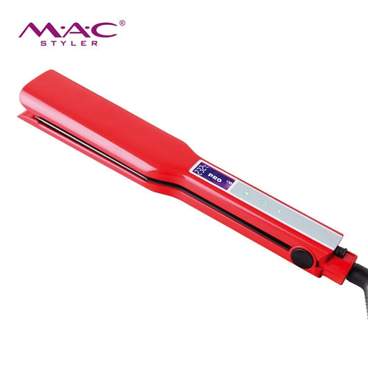 Amazon Good Saling Wholesale Professional Salon Travel Titanium Ceramic Ionic Hair Straightener