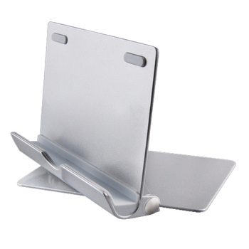 Aluminum 360 Rotating Bed Desk Phone Stand Holder For iPad 2 3 4 Air Mini Swivel Tablet Cellphone