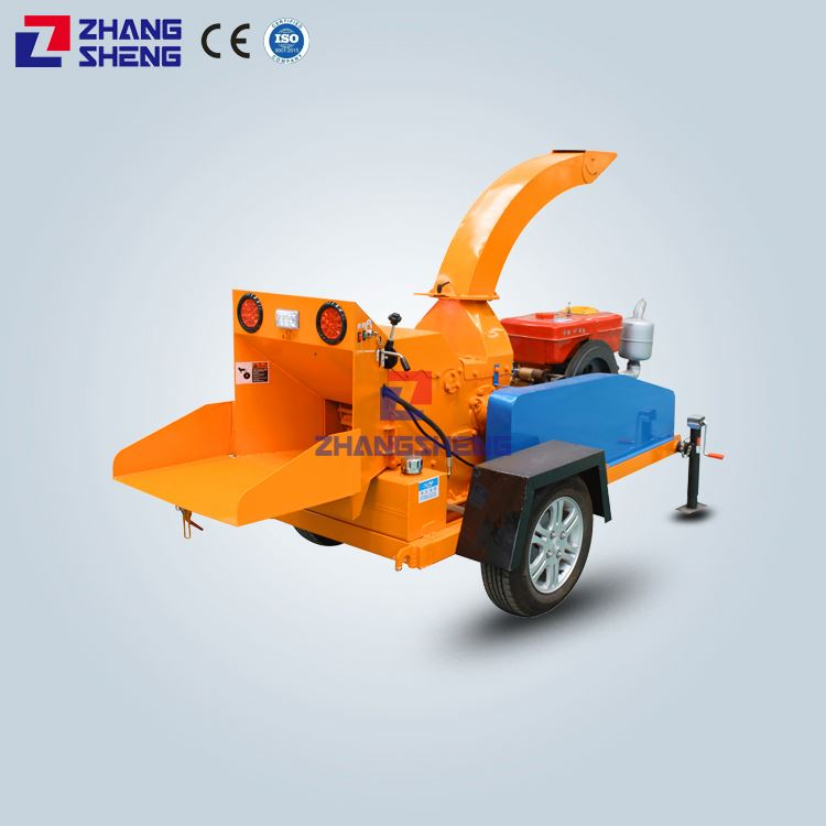 New portable handheld agriculture used pto driven wood chipper helpful garden machine for sale
