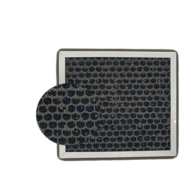 High density conpetitive price industrial pm2.5 customized replacement  air purifier activated carbon air filter forodor control