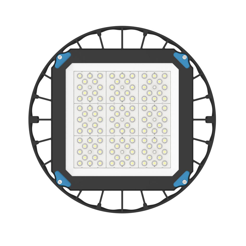 100w 150w 200w 240w 400w led ufo high bay light for shopping mall