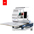 BAI High speed single head computer 360*510mm 12 needle hat t-shirt embroidery machine