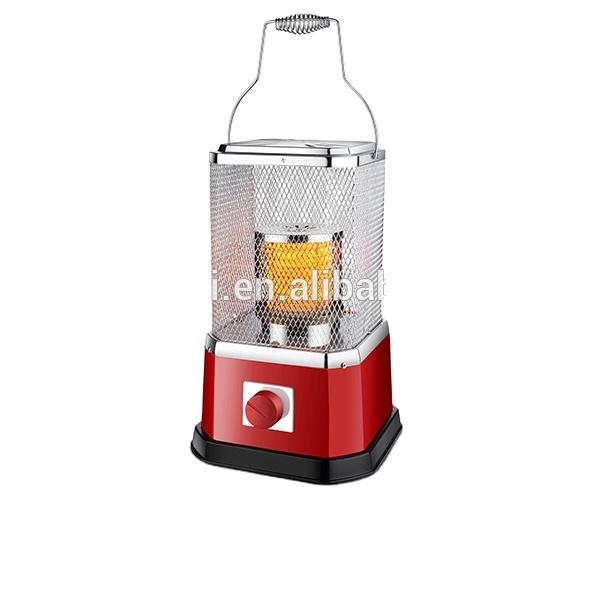 Round electric ceramic infrared radiant heater 2000W birdcage type heater quartz with CB,SASO